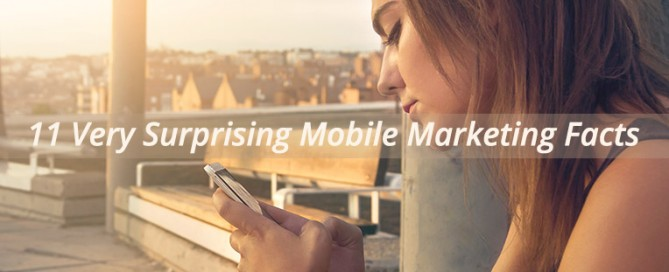 mobile marketing facts