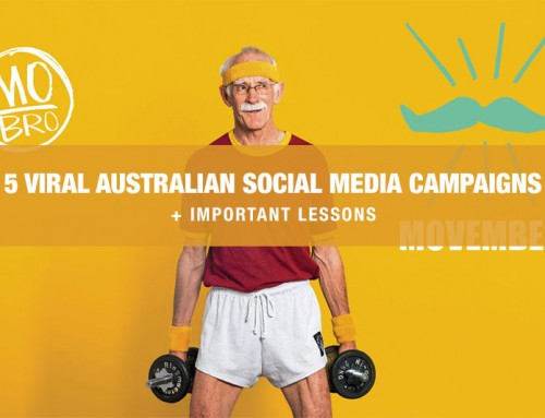 5 Viral Australian Social Media Marketing Campaigns + Important Lessons